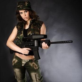 caccia mimlitare armi