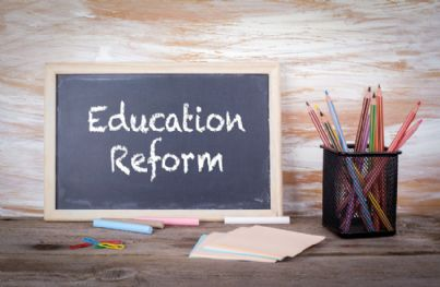 riforma dell'educazione a scuola