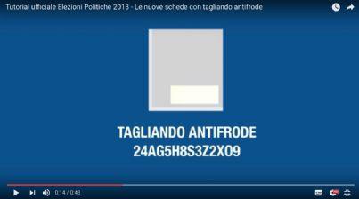 tutorial come votare elezioni 2018