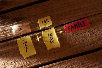 equazione matematica per famiglia
