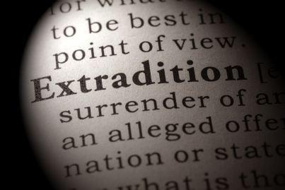 parola estradizione