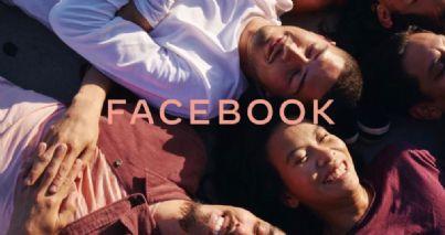 nuovo logo di gruppo Facebook