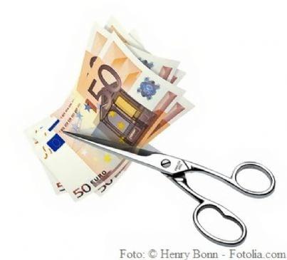 fallimento povero mantenimento crisi equitalia tasse soldi crisi tagli sprechi