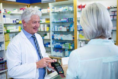 pagamento con bancomat in farmacia