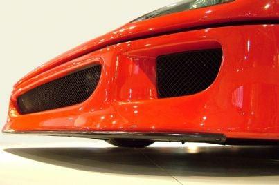 Ferrari lusso auto