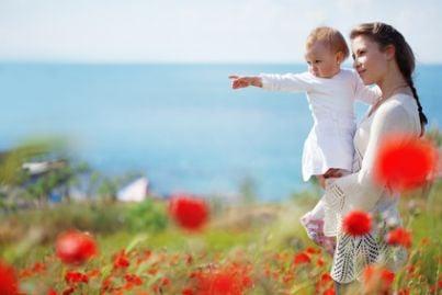 figli madre affidamento