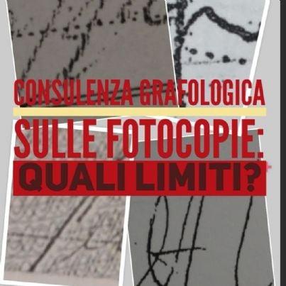 consulenza grafologica