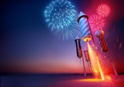 fuochi di artificio capodanno