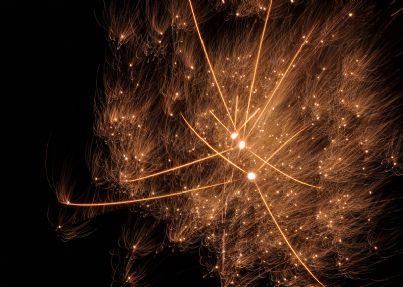 capodanno fuochi artificio pirotecnici