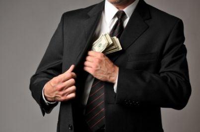 furto ladro corruzione