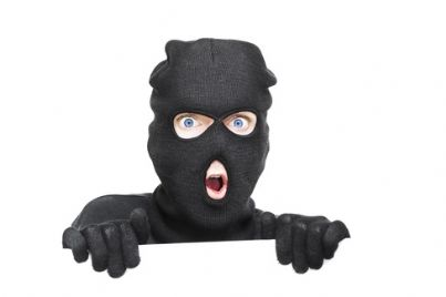 furto rapina ladro