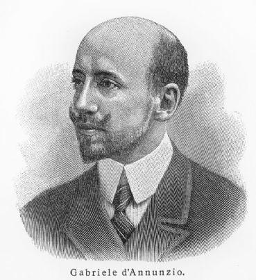 Profilo Gabriele D Annunzio