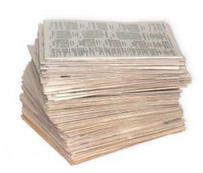 rassegna giornali stampa