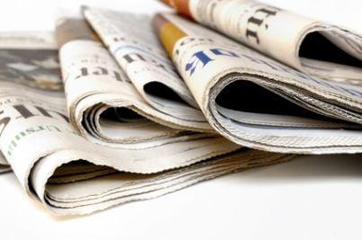 giornali edicola stampa quotidiani rassegna
