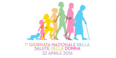 Logo giornata nazionale della donna 2016
