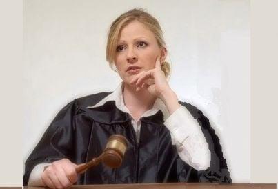 sentenza giudice legge