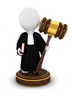 giudice sentenza martello bilancia cassazione