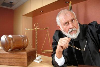 giudice sentenza martello
