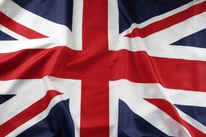 Bandiera della Gran Bretagna