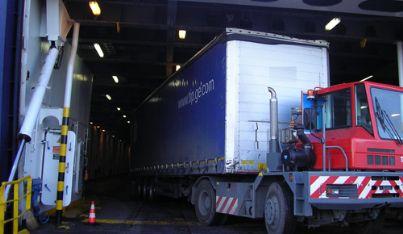 lo spedizioniere ed il trasporto intermodale