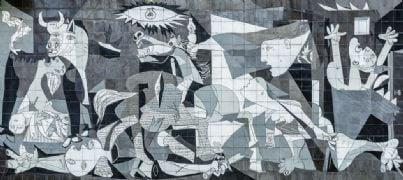 La Guernica di Picasso