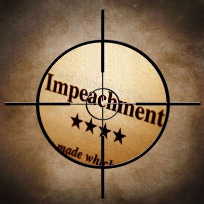 parola impeachment nel mirino