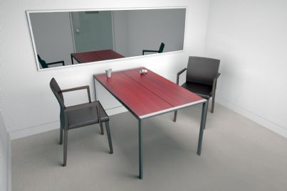 stanza di un interrogatorio