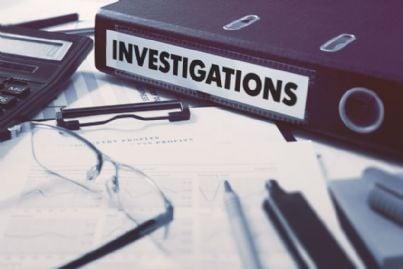 fascicoli di investigazioni aziendali