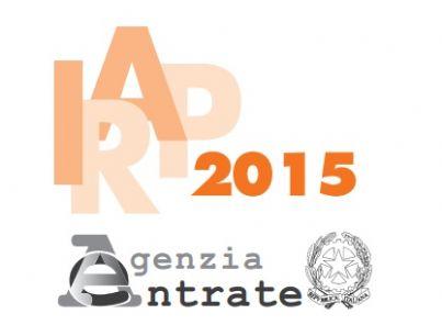 Logo del modello IRAP 2015