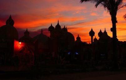islam tramonto