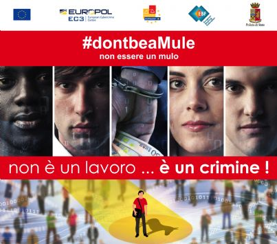 campagna polizia money mule