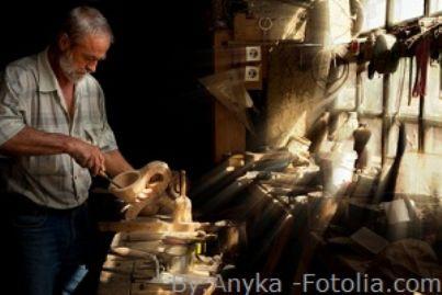 Lavoratore anziano lavoro