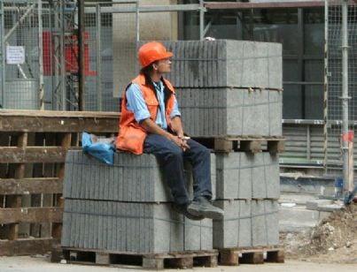 lavoro lavoratori pausa cassa integrazione cig