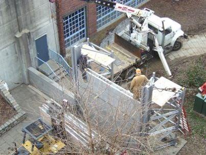 lavoratore costruzione lavoro