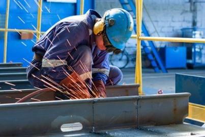 sicurezza lavoro infortuni disoccupazione saldatore