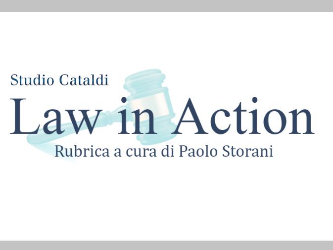 Logo della rubrica Law In Action