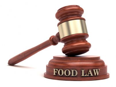 martello con parole legge alimentare