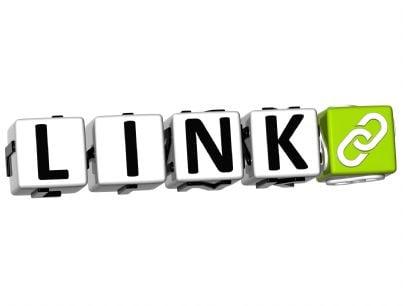 parola link e simbolo