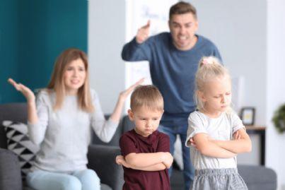 liti tra figli e genitori