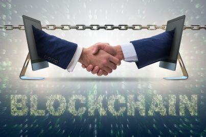 accordo con blockchain