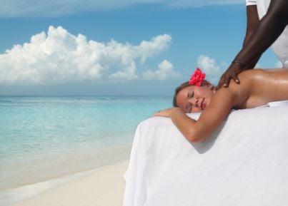 massaggio spiaggia id10509