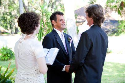celebrazione di un matrimonio gay