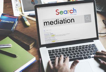 cerca parola mediazione al computer