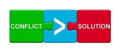 risoluzione del conflitto con la mediazione