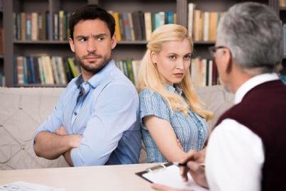 mediazione coniugi divorzio