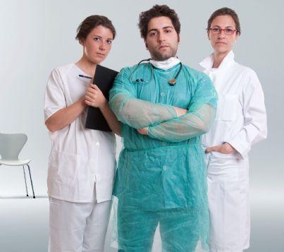 medico e infermiere