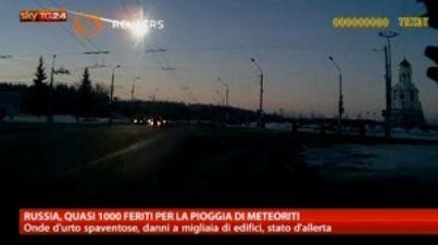 meteorite asteroide