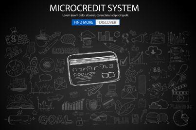 simbolo del microcredito