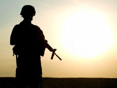 Militare esercito armi