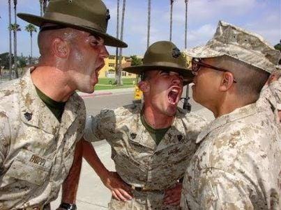 mobbing tra militari